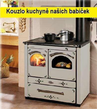 Sporáky na tuhá paliva do kuchyně - sporáky na dřevo