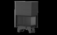 KFD ECO iLux 90 LH - krbová vložka rohová levá s výsuvem KF Design