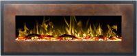 Aflamo MOHAVE bronze - elektrický krb závěsný