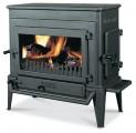 Dovre 310 GX - kamna na uhlí a dřevo