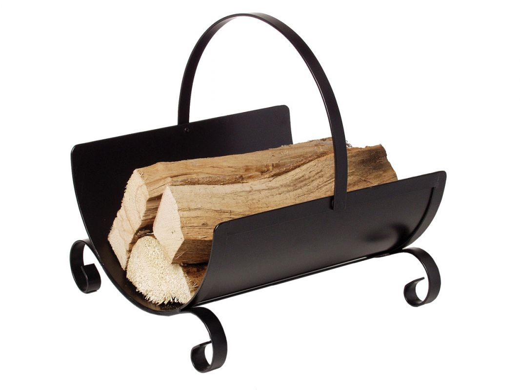 Koš na dřevo 21.05.023.2 Lienbacher