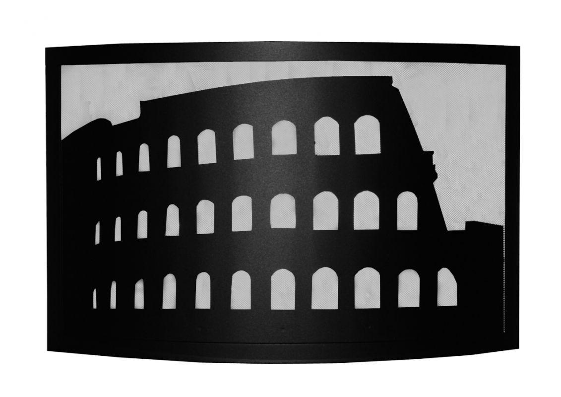 Krbový paravan motiv Koloseum Lienbacher