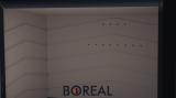 Boreal CH4000EDS - krbová kamna rohová pravá