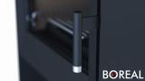 Boreal E1000 LS - kamna krbová