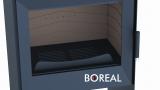 Boreal E1000S - krbová kamna závěsná
