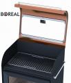 Boreal E5000S - kamna krbová