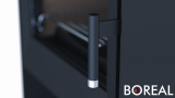 Boreal I70EDS - krbová vložka rohová pravá