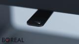 Boreal I90EI - krbová vložka rohová levá