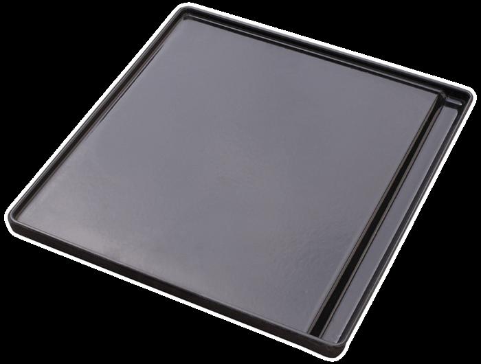 Grilovací deska - litinový tál velký Plamen